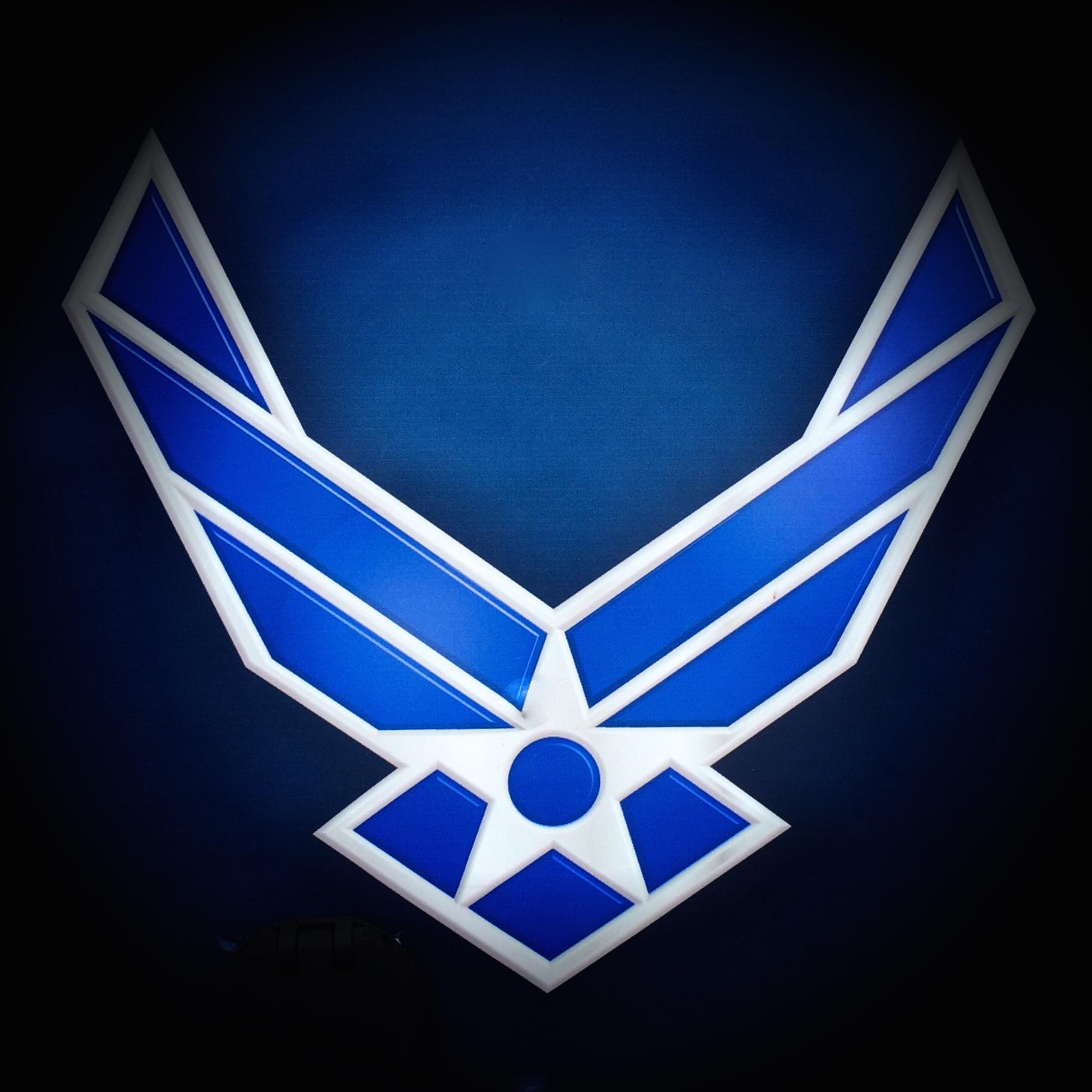 Air Force Symbol Pausesclicks