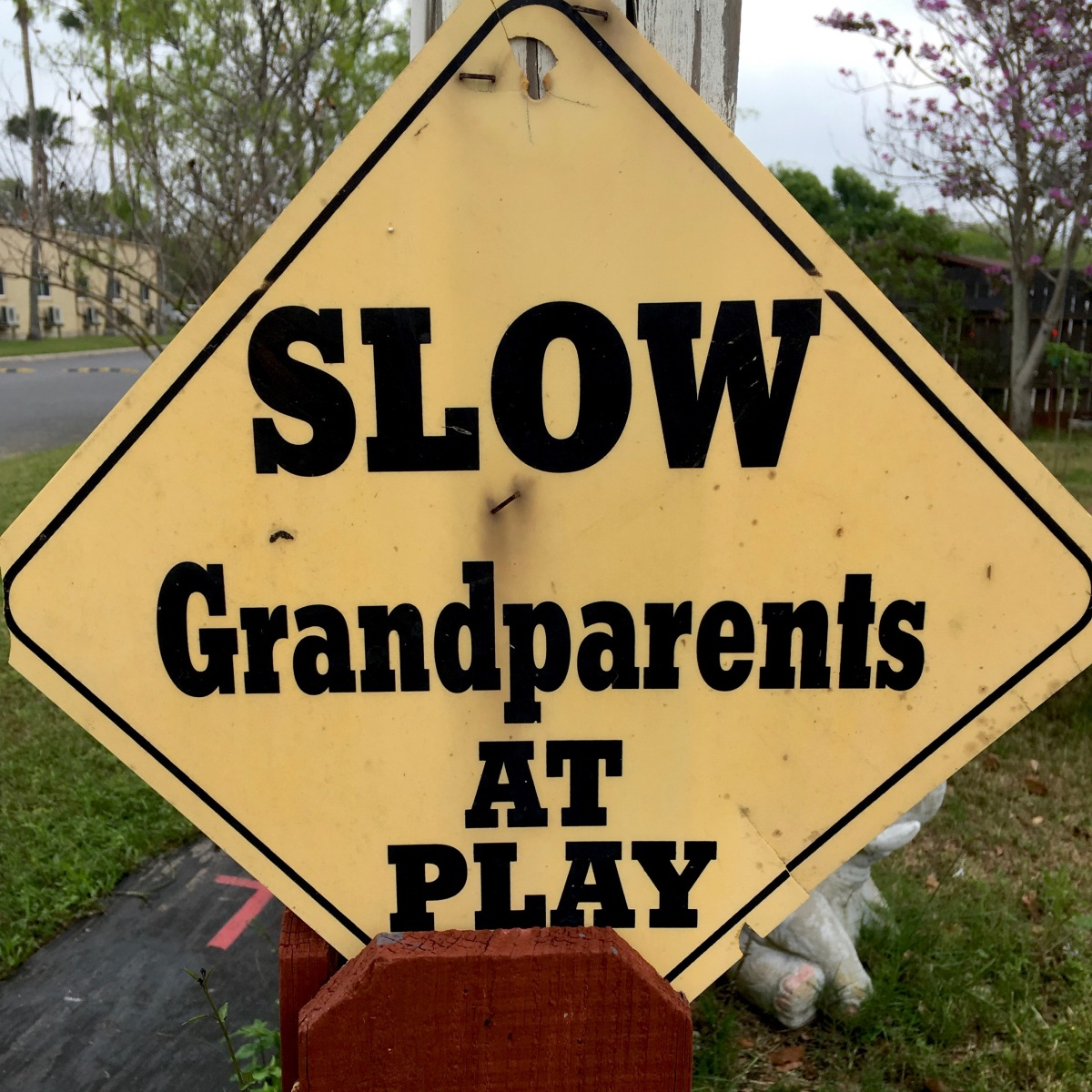 Grandparents (and Parents!) At Play